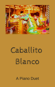 Paloma Piano - Caballito Blanco - Cover