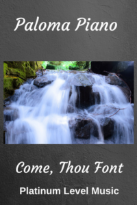 Come, Thou Font - Cover