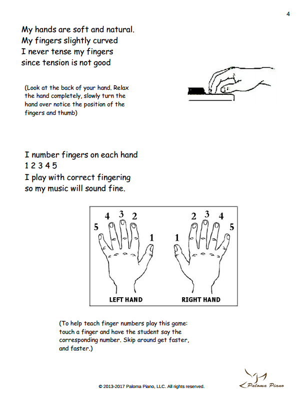 Petite People's Primer - Lessons 1-3 - page 4
