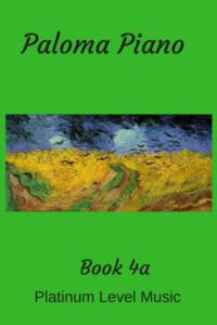Paloma Piano Book 4a - Cover