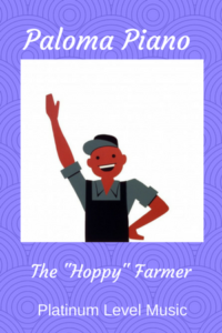 "Paloma Piano - The ""Hoppy"" Farmer - Cover"