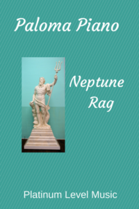 Paloma Piano - Neptune Rag - Cover