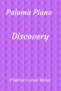 Paloma Piano - Discovery - Cover