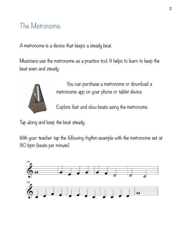 Paloma Piano - 1st 4 Before - Week 2 - Page 2