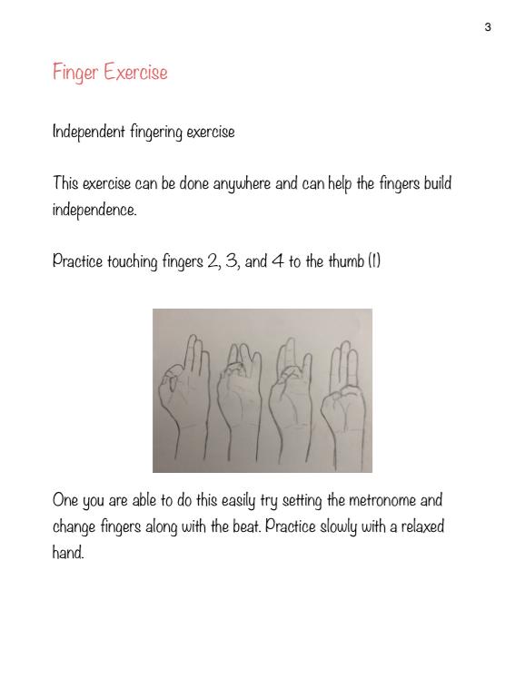 Paloma Piano - 1st 4 Before - Week 2 - Page 3