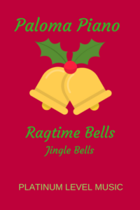 Paloma Piano - Ragtime Bells - Cover