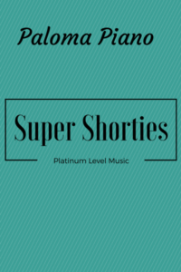 Paloma Piano - Super Shorties - Cover