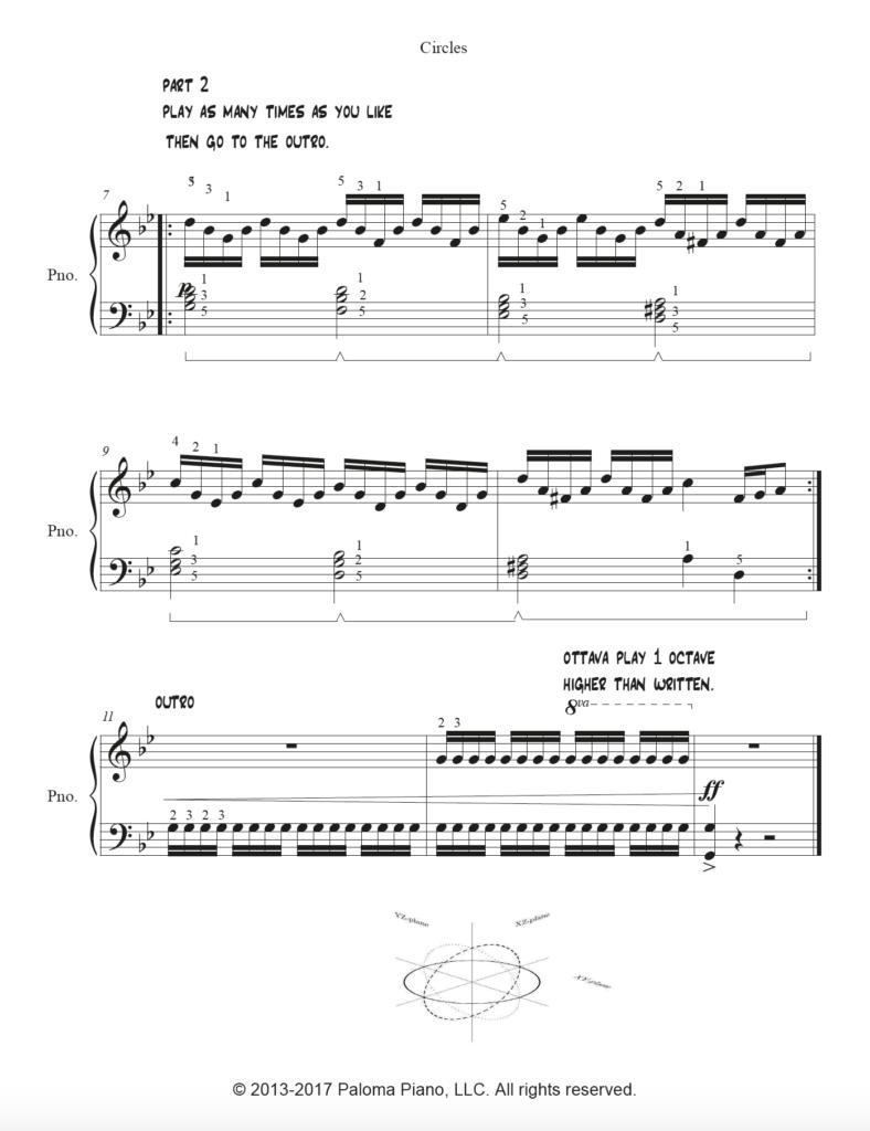 Paloma Piano - Circles - Page 2