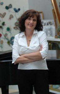 Doreen Hall - Founder of Paloma Piano