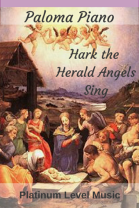 Paloma Piano - Hark the Herald Angels Sing - Cover