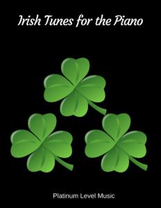 Irish Tunes for the Piano - Cover