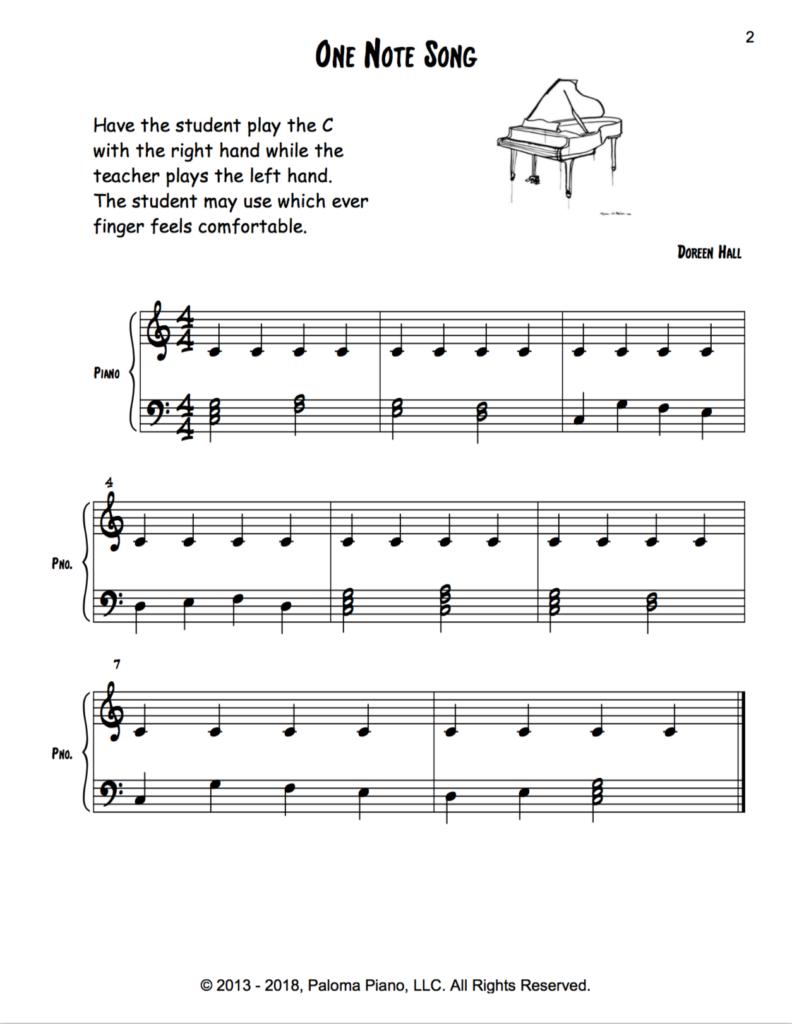 Paloma Piano - Recital 911 - Page 2