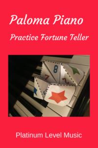 Practice Fortune Teller Game