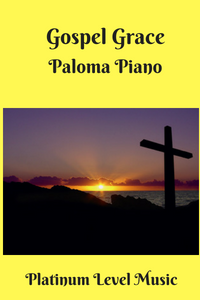 Paloma Piano - Gospel Grace Cover