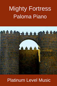 Paloma Piano Mighty Fortress