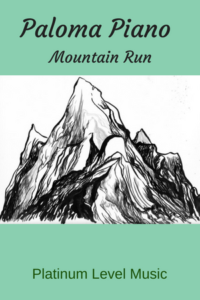 Paloma Piano - Mountain Run