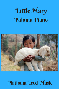 Paloma Piano Little Mary