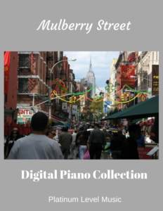 Paloma Piano - Mulberry Street - Cover