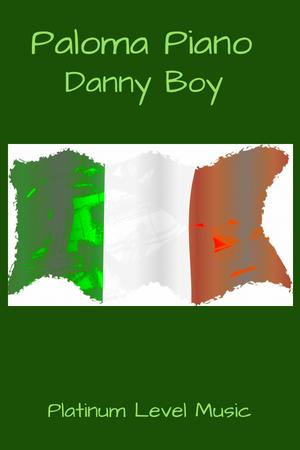 Paloma Piano Danny Boy