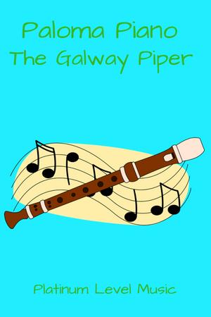 Paloma Piano Galway Piper