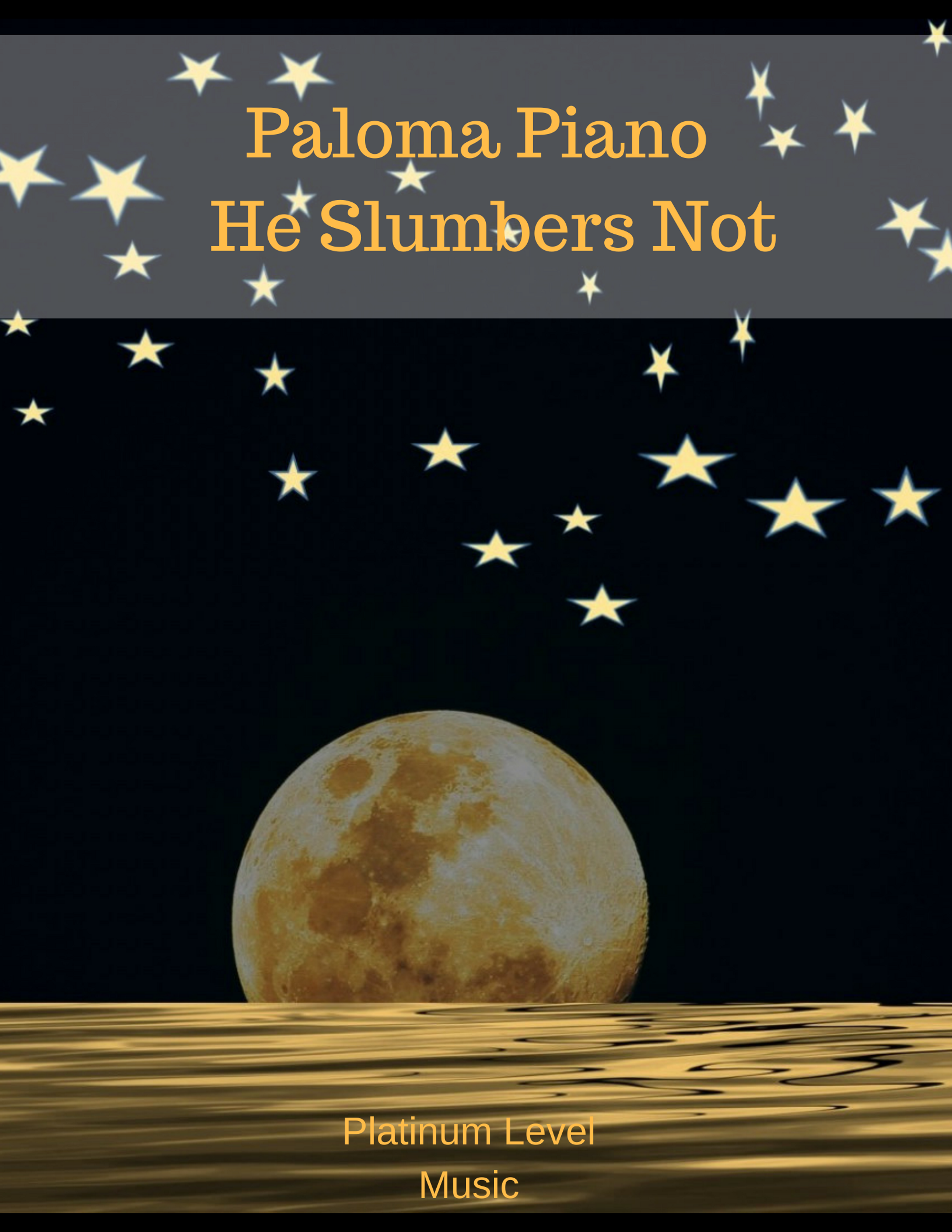 He Slumbers Not