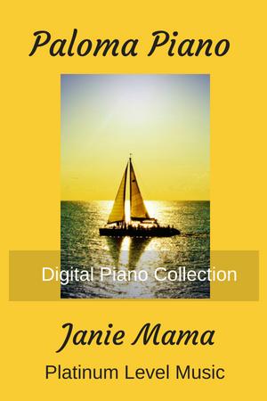 Paloma Piano - Janie Mama