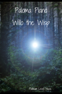 Paloma Piano - Willo the Wisp - Cover