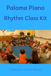 Rhythm Class Kit
