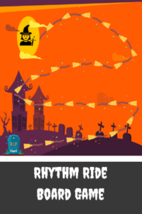 Rhythm Ride Game