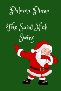 Paloma Piano - St Nick Swing - Cover